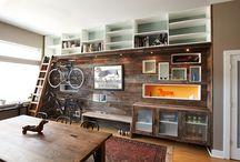 Home: Walls & Storage