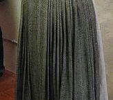 Kostýmy dámské měštanky