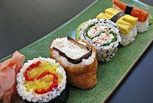 Food p*rn sushi