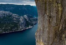 Norway / Beautiful Norway! Everything from the fjords in the west, to mountain in the north and forest in the east. This is what inspires us!