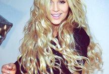 Hair...& beauty...& style