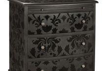 Dressers black