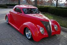 ford rod
