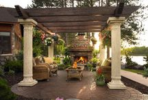 Outdoor Decorating Ideas / Inspiring designs to complete your Outdoor Dream Oasis