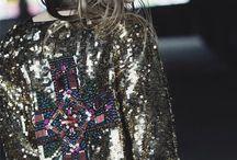 Sparkles sequins finish irisé / #fashion #sparkling #sequins #paillettes