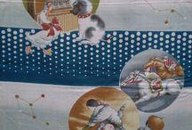 propaganda kimono , textile