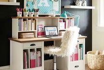 Skrivbord / Ordning och reda