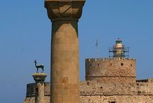 Rhodes, Greece / The lovely island of Rhodes