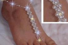 Starlight feet / Lovely feet