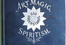 Magic, Seance, and Occult