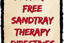 Sandtray therapy / by Tiffany Cross