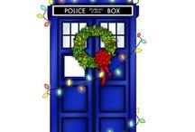 Tardis 2.0 / Cross Stitching Doctor Who