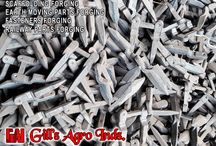Forging Company in India / Agriculture Parts Forgings, Forged Harvester Fingers, Automotive Components Forging Parts, Forging Fasteners Items bolts nuts, Eye Bolts, Forged Flanges, Earth Mover Parts, Forged JCB components, Auto Parts Forging, Forged Tractor Parts, Scaffoldings & Couplers Forgings, Railway Fasteners Forgings etc. Mobile: +91-8937800001, +91-8937800002 Email: gillagroindustries@hotmail.com Website: http://www.gillsagroindustries.com