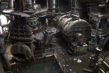 Fabrikalar & Factories