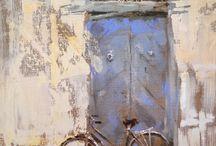 paintins door