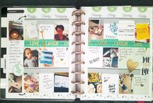 Happy Planner Memory Keeping Inspiration