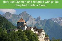 Verden - Liechtenstein