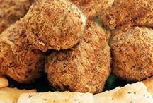 biltong roomkaas truffels