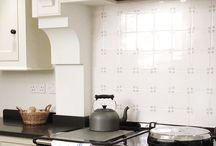 Kitchen Mantles