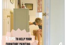 Decor- Painted Furniture