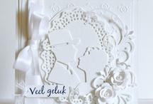 Cards | White on White