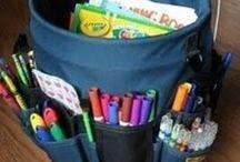 Organizer Buckets