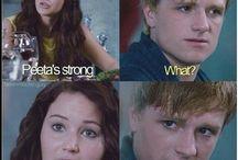 ❤️ Hunger Games ❤️