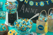 A Special Congrats from MY M&M'S / MY M&M'S helps you celebrate the graduate in your life with personalized party favors and gifts for your graduation celebration. / by MY M&M'S