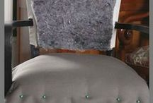 Réfection de sièges