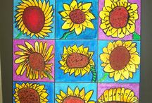Youth art projects 2nd -4th