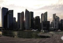 Singapour / 4 jours d'escale dans cette ville lumière qui nous a éblouie