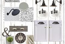 Bathrooms / by Taryn {Design, Dining + Diapers}