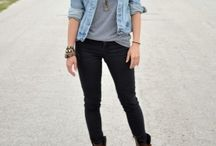 Casual outfits / by Michelle Nixon
