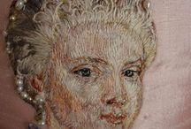 Royal History Inspired Stitching