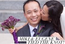 """Featured Real Wedding: Miki & Eugene / How cute would it be to have your ring bearer (or, should we say, """"ring  security"""") walk down the aisle with your ring in a safe? That's what Miki  and Eugene did for their wedding and it was adorable! Head over to the blog  to check out their beautiful Carvalho Family Winery at Old Sugar Mill wedding with photos by Lily Rose Photography, music by Camellia String  Quartet and gown from De La Rosa's Bridal:  http://www.realweddingsmag.com/real-weddings-wednesday-presenting-miki-eugene/"""