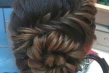 Hairstyles  / by Alexia Papadopoulos