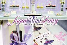 Sugar Plum Fairy Tea Party / by Fawn Becker