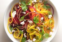 Eat Smart: Spiralized