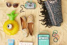 Summer beach hijab
