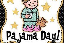 PJ DAY!!