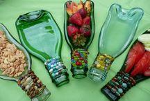 Μπουκάλια γυαλινα