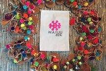 WAYUU SANDALS / One of a kind Gladiators sandals coming from Colombia