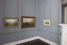 Watercolour Rooms / Otherwise known as the Collections Display Rooms, this room in Harewood House, Yorkshire, displays some of the best watercolour collections by JMW Turner and Thomas Girtin.