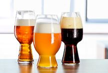 Beer Glassware / Put your pint of beer in one of these beautiful glasses!