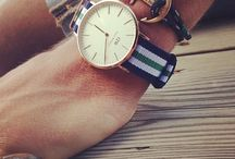 Daniel Wellington Nato Strap Men's Watches