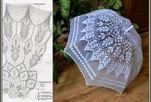 ombrello crochet