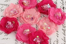 Kvety - ohorené