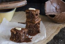 torta riciclo albumi e cioccolato
