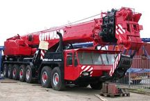 How Cranes on Hire Helpful in Various Industries