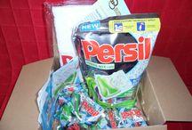 Campanie de testare organizata de BuzzStore si Persil / Puterea de curatare a noilor capsule Persil Power-Mix - pudra si gel impreuna!